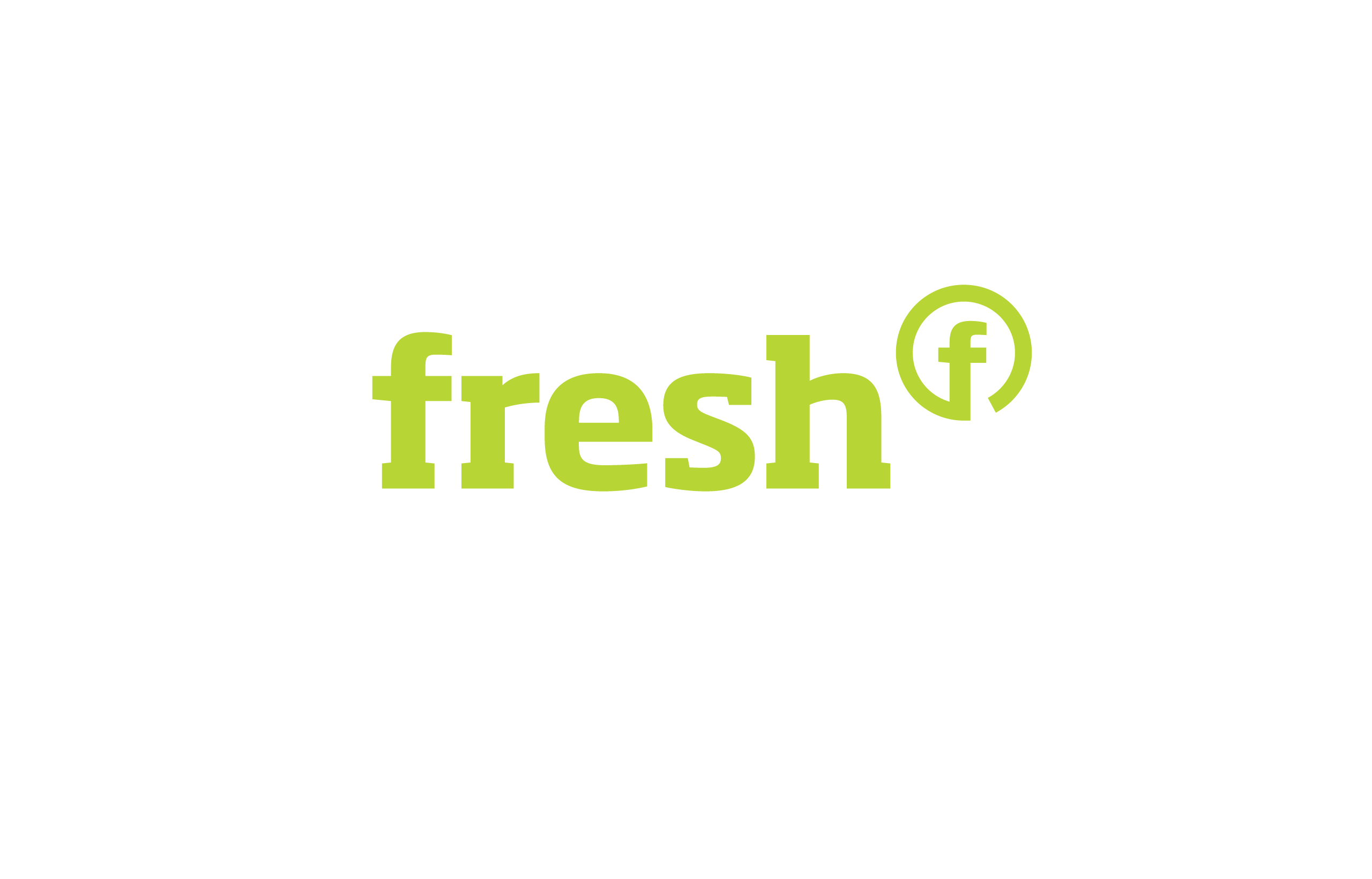 The Fresh Group Logo by Dan Forster