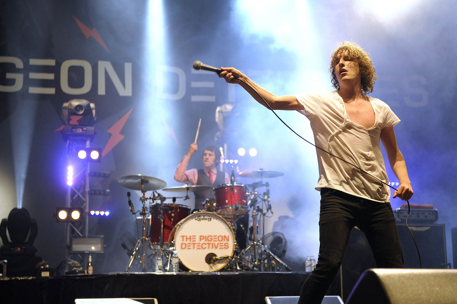 The Pigeon Detectives by Danny North