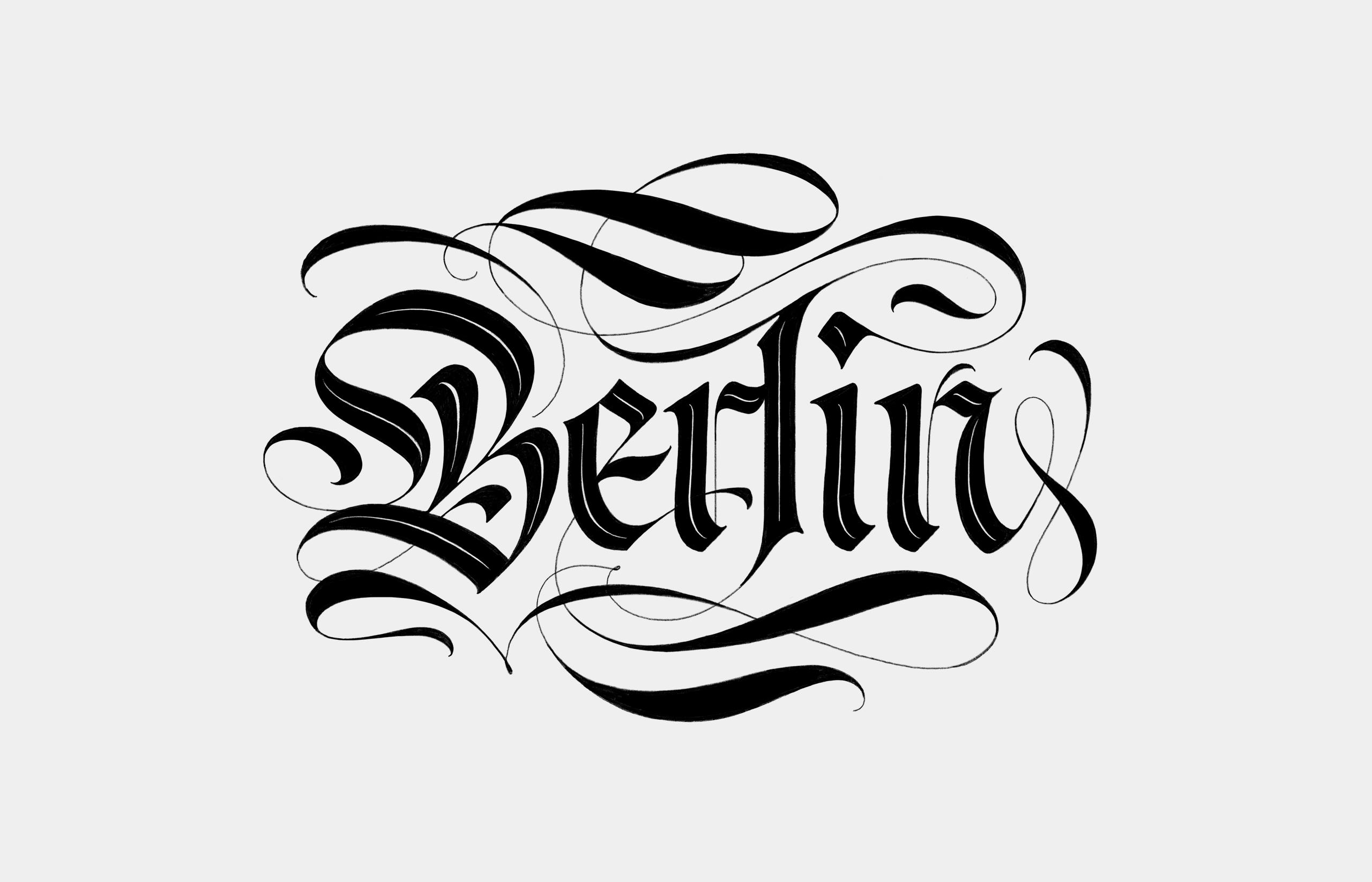 Berlin (sketch) –