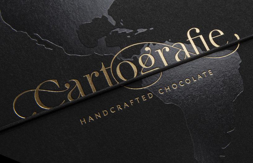 Cartografie Logotype