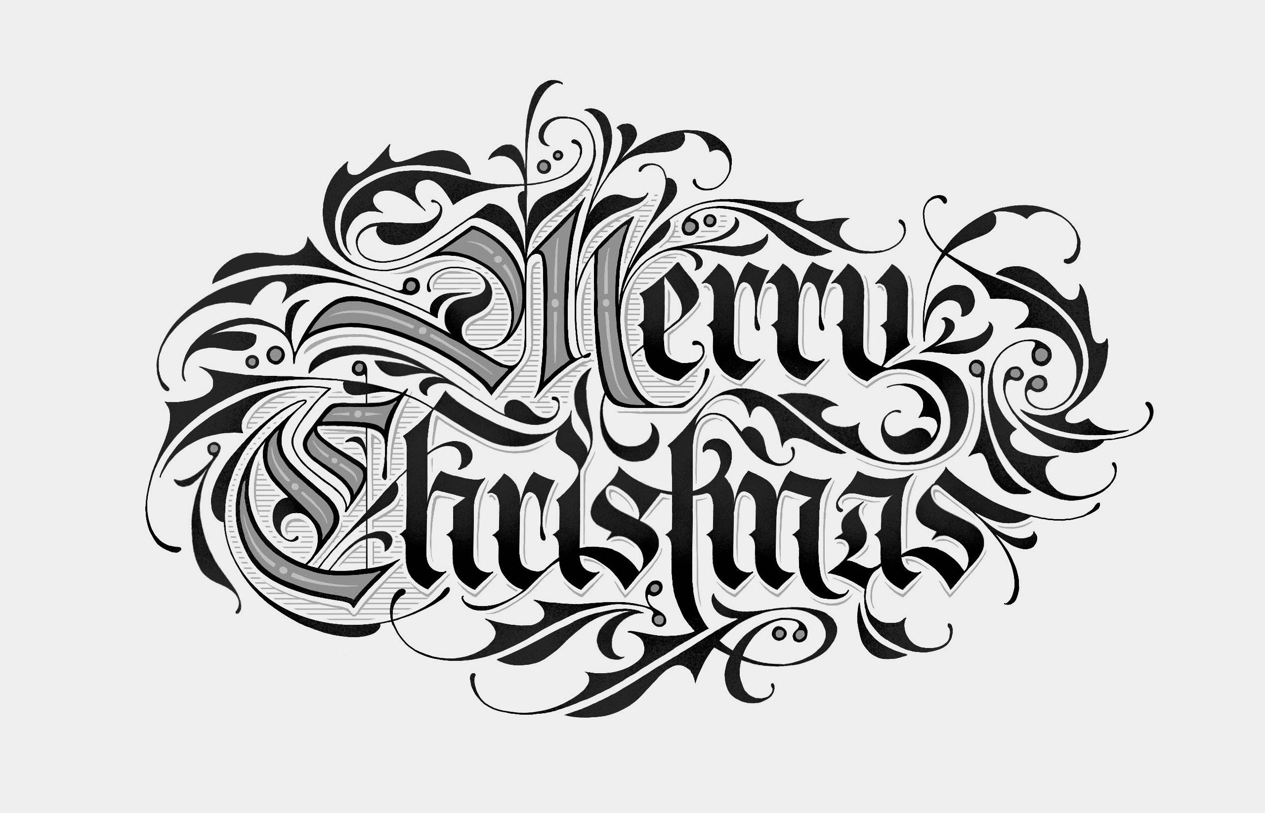 Merry Christmas (sketch) –